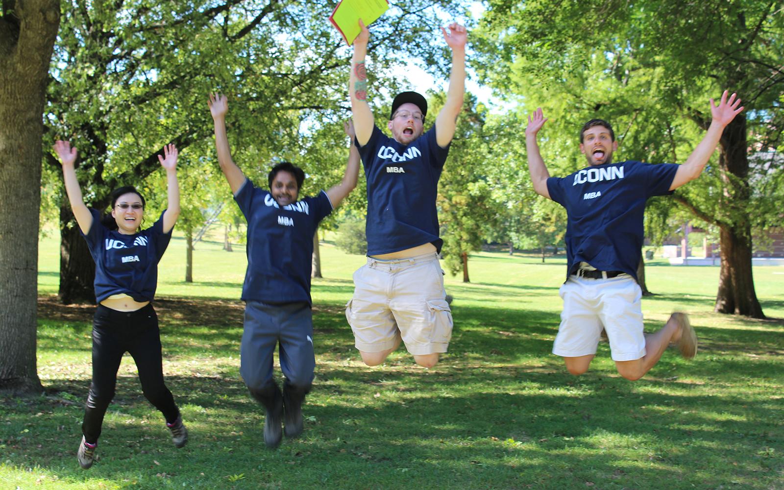UConn MBA Student Life 2016