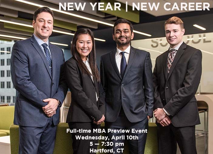 MBA Preview Event on Wednesday, April 10th